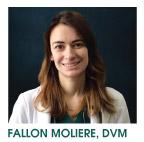 Fallon Moliere, DVM