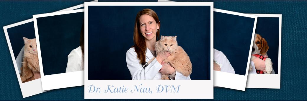 Katie Nau, Veterinarian
