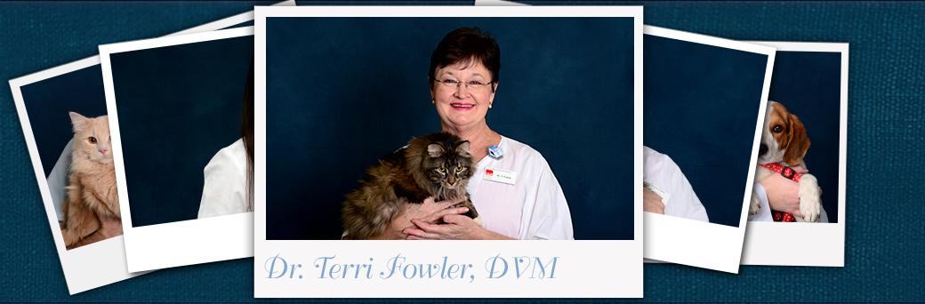 Terri Fowler, Veterinarian
