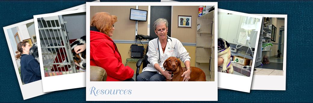 Jefferson Animal Hospital Emergency Resources