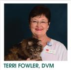 Terri Fowler, DVM