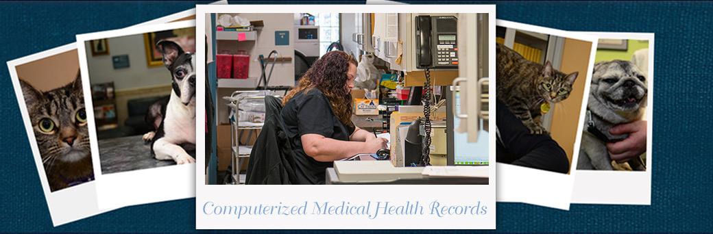 Jefferson Animal Hospital Emergency Health Records